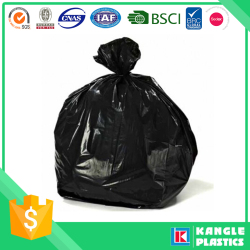pe material reusable customized color bulk contractor bag