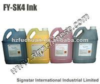 Hot !! sk4 ink for seiko printers w