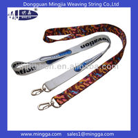 high quality sublimation printing machine lanyard