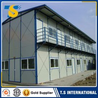 New Design best selling modern and new design prefab houses
