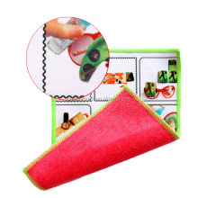 Microfiber Composite Cleaning Cloth for Computer/laptop Screen Wiping