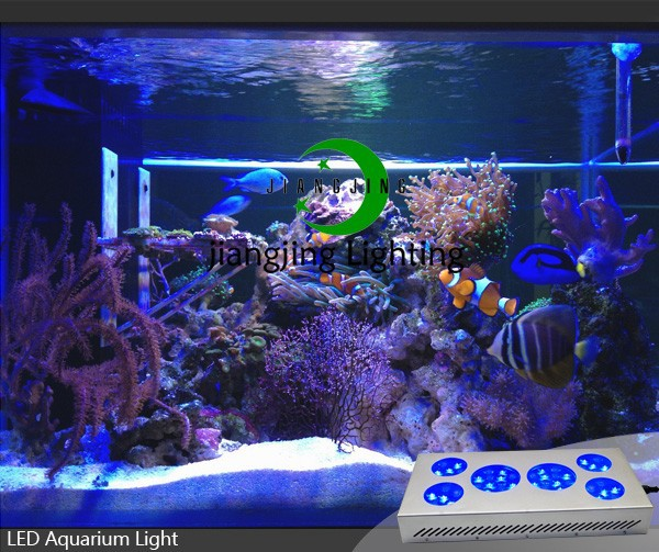 IP65 waterproof low voltage landscape lighting 90W aquarium led light fish tank color ratio intelligently control