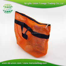 cosmetic mesh bag for travel