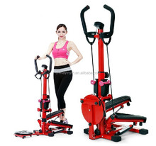 Exercise Mini Twister Stepper With Handle Bar Mini stepper CE and Rohs approved