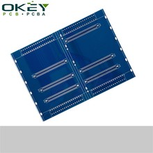Shenzhen OEM ODM plain 94v0 crt color tv pcb board cnc pcb circuit boards