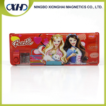Trustworthy china supplier cheap plastic pencil case with sharpener