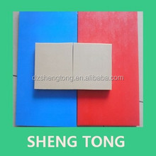 Manufacture hdpe three color slab/ sheet
