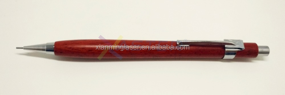 Wood mechanical pencil 0.5mm