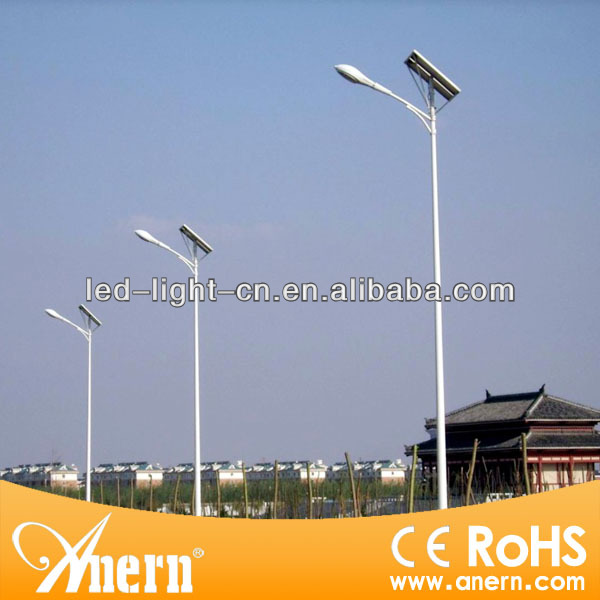 30w high cost performance solar led high mast lighting with battery