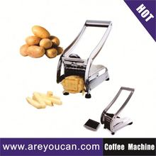 hot sale manual Aluminum ribbon potato cutter