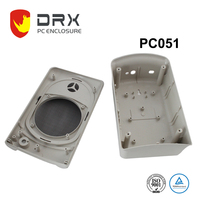 Customized junction box plastic PCB housing