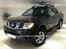 2008 Nissan Navara Double Cab Pick Up Aventura 2.5dCi 169 4WD 21118SL