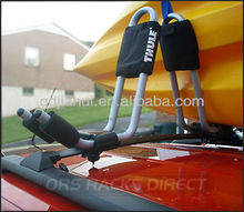canoe and kayak roof rack carrier