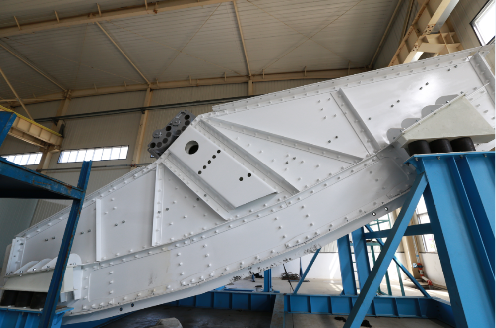 High Efficiency Vibrating Screen for Quarry , Mining