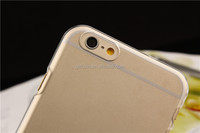 For Apple Iphone 4 4s low price transparent slim PC Hard cell phone Case