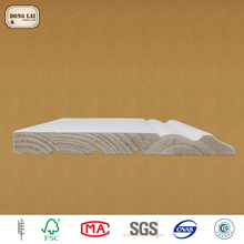 Shaped Mdf Cheap Wood Molding Wall Moulding