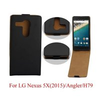 New Flip leather cover case for LG Angler Google Nexus 5X ,Imitation of Korea