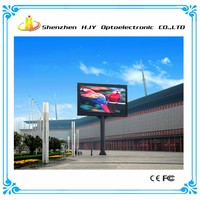 outdoor paper thin P16 led screen led electronic football scoreboards