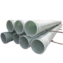 Chemical industry winding glass reinforced plastic pipe