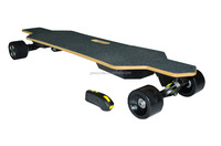 S2 Hot Sale 4 Wheel Remote Control DIY Electric Skateboard Four Wheel Electric Scooter Longboard