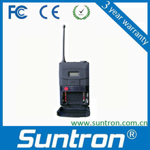 SUNTRON WMB-01U UHF wireless microphone in China wireless microphone for conference system