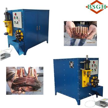 Motor Recycling Machine Elecreic Stator Recycling Machinery China Manufacturer Cracker Motor