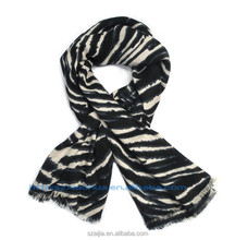 Fashion leopard animal print scarf