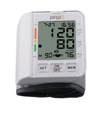 pangao talking wrist electronic blood pressure meter with FDA/CE