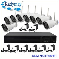 Security Camera System!!! 8CH Wireless WIFI NVR KITS with 2.0MP 1080P WIFI Cameras
