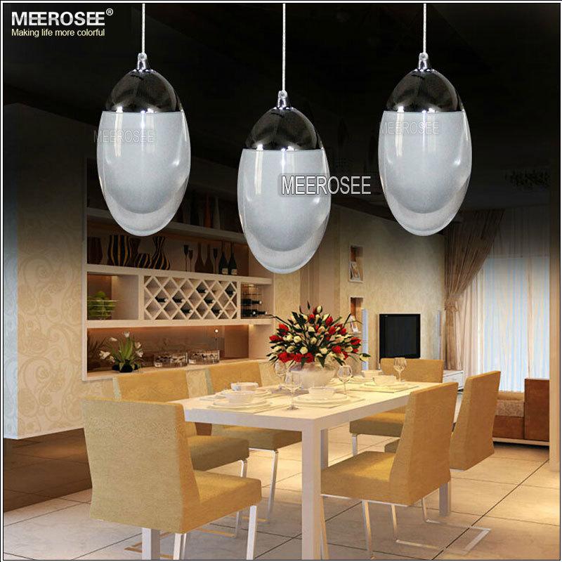 China Home Decor Modernas Lamparas Decorative Led Ball Pendant Light Modern Md2415 L3 Buy
