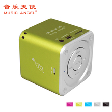 Music Angel Original Manufacturer mini cube miniature speaker