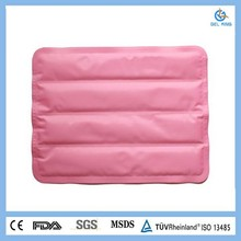 PE/PVC Custom Printed Physiotherapy Equipment Gel Cooling Patch Cooling Pad Magic Gel Heat Pack