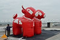 Hot sale Inflatable halloween decorations for sale N2044