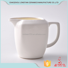 Banquet airline hotel home use ceramic jugs