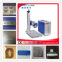 30W, 50W Fiber Laser Deep Engraving Machine for Metals