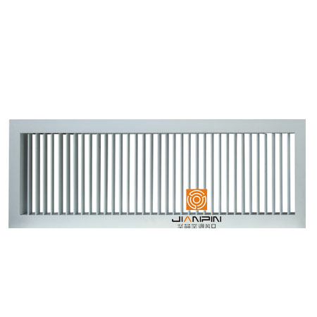 HVAC Adjustable Air Conditioning Single Deflection Air Grille