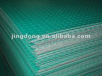 High performance heat resistant floor rubber mat