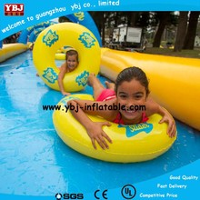 YBJ 300-400m water slip slide/slip n slide for adult/inflatable slip and slide