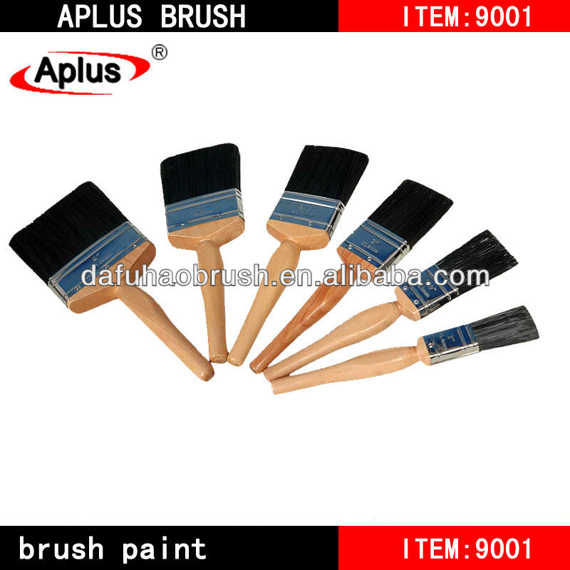 High Class PP Filament Paint Brush Set