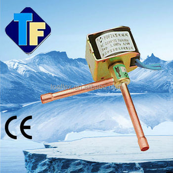 Refrigeration and heat exchanger Solenoid Valves FDF-6A