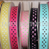 Xiamen Personalized Character Spots Printed Ribbon