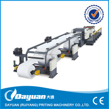 CM-1900A(four reel) Automatic High Speed Paper Sheet Cutter