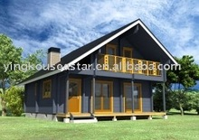 prefabricated timber house