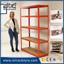 strong decking warehouse shelf display rack/work bench export to Austrial