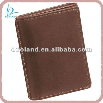 2. Slim Front Pocket Wallets with Money Clip- Mens Minimalist Genuine Leather Card Sleeve Wallet. Click here for BEST PRICE. For a striking slim wallet with money clip, you can't go wrong with this EGRD. Measured by 3″ X ″ X ″, it can fit smoothly in any pockets without bulk .