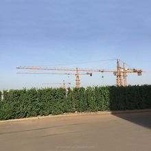 High Performance QTZ31.5 China Moving Tower Crane Specification