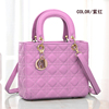 2016 new arrival bulk wholesale handbags ladies pu leather handbag famous woman shoulder bag