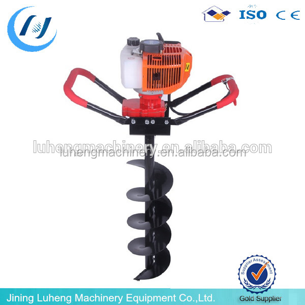 Electric earth auger garden tool electric earth auger for Gardening tools jakarta