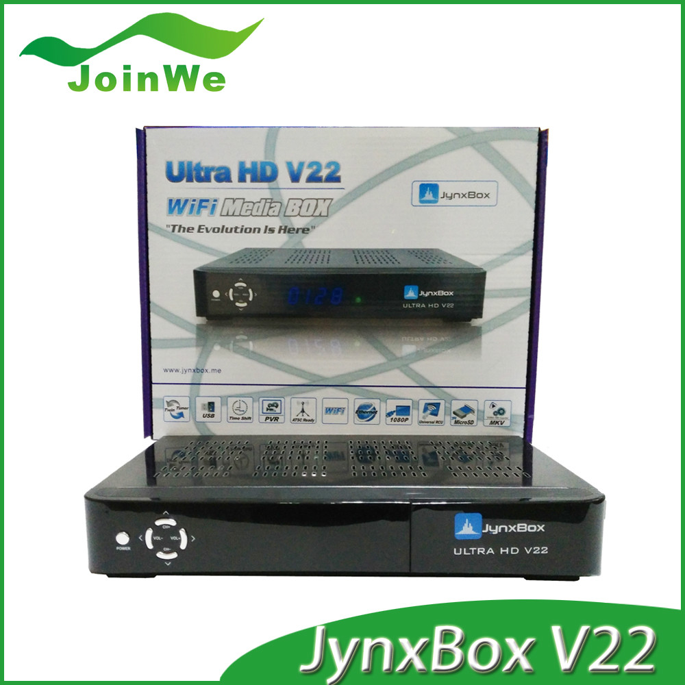 Fta Satellite Tv Jb200 For Jynxbox Ultra Hd V22 Jyaxbox V20 Digital Receiver Satellite High Definition Tv Jynxbox V22