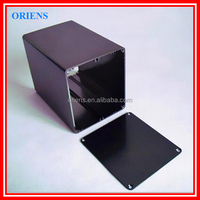 Aluminum alloy instrument metal shell/enclosure/box